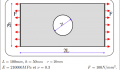 Plate with a hole analysis : FEA Basics