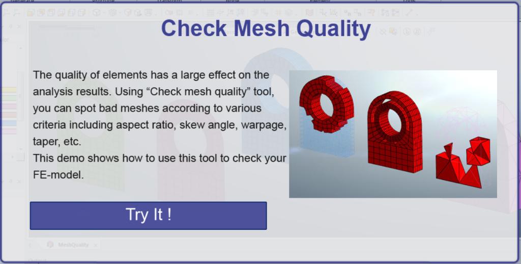 mesh quality