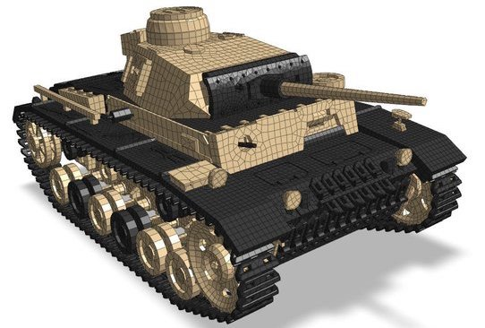 Do you believe that meshing this tank smaller is the solution?