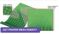 Get The Proper Mesh Density