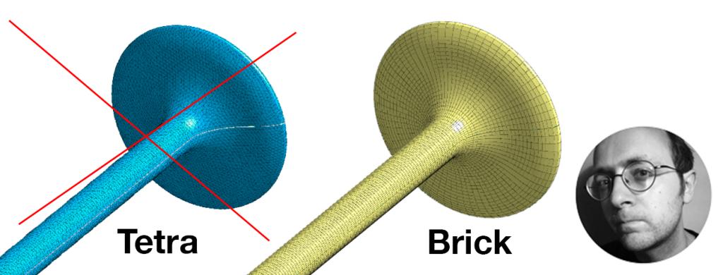 3 simple steps to get a nice valve stem brick mesh
