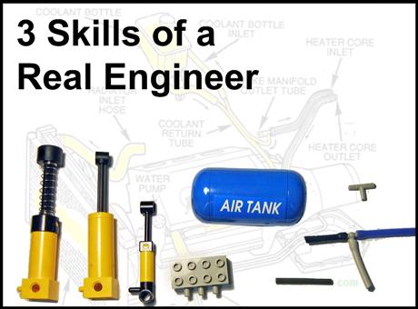 3 Skills of a Real Engineer