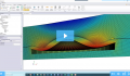 How to simulate a Piezoelectric Micromachined Ultrasound Transducer (PMUT) device in OnScale