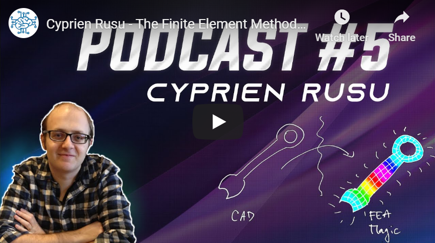 The Finite Element Method 101 – Podcast with Engineered Mind