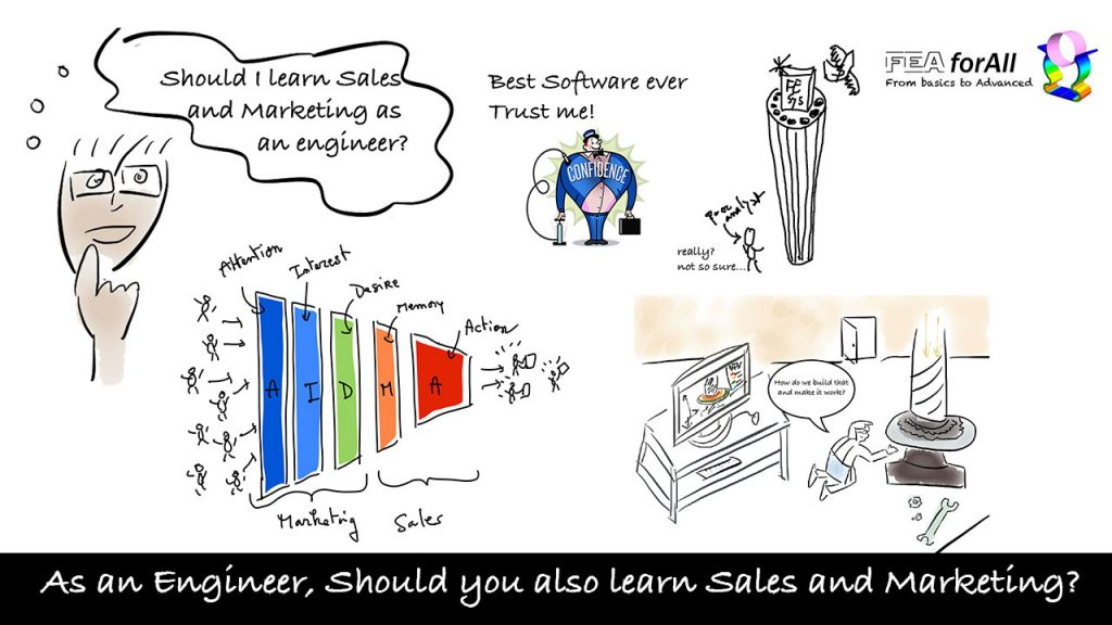As an Engineer, Should you also learn Sales and Marketing?