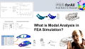[Video] What is Modal Analysis in FEA Simulation?